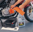 Garages to visit for waste oil return and oil change
